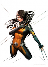 X-23 from Yama Orce