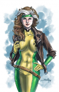 Rogue from Sacha Lefebvre