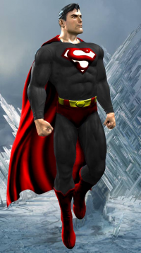 Superman from Lee Homer