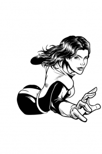 Kitty Pryde from Alfred Trujillo