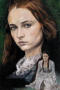 Sansa Stark from Fayeren