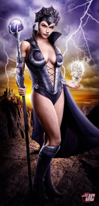 Evil-Lyn from Jeff Chapman