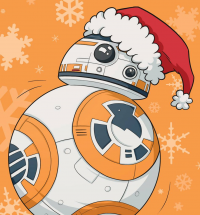 BB-8 from M-sciuto