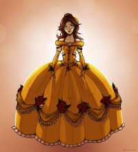 Belle from Aubrey Archer
