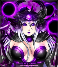 Syndra from Hyldenia