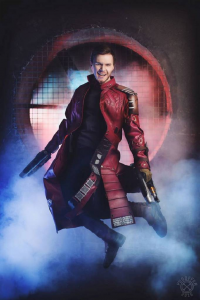 Alex Afanasev as Peter Quill