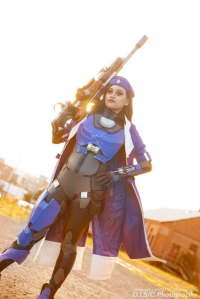 LUNAR CROW as Ana Amari