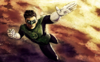 Green Lantern from Brian Laborada
