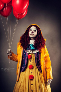 Blossom Of Faelivrin as Pennywise