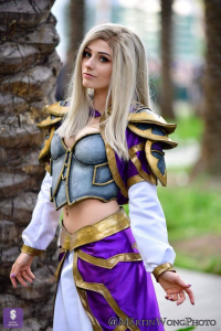 Rolyat as Jaina Proudmore