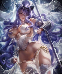 Camilla from Sakimi Chan