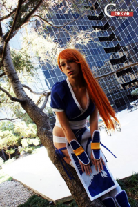 Constantine In Tokyo as Kasumi