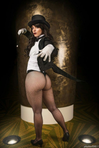 JSG Cosplay as Zatanna