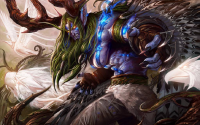 Malfurion Stormrage from Kim Tae Kyeong
