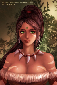 Nidalee from AbyssDungeon