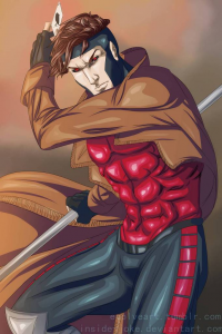Gambit from Caitlin Lane