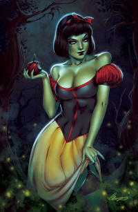 Snow White from Elias Chatzoudis