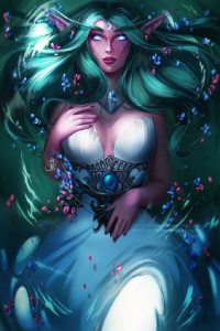 Tyrande Whisperwind from Olchas