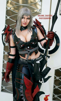 Lisa Lou Who as Aranea Highwind