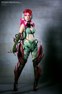 Green Yazi as Zyra