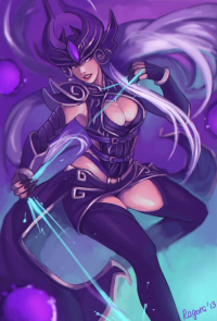 Syndra from Ragora57