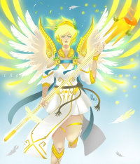 Mercy/Valkyrie from Itsmechofy87