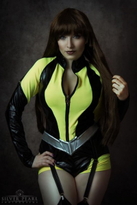 La Esmeralda as Silk Spectre II
