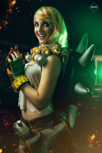 Helloiamkate as Junkrat