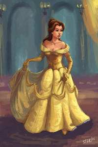 Belle from Yagaminoue