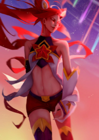 Jinx/Star Guardian from Ling