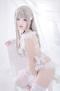 Misa Chiang-米砂 as Butterfly Fairy