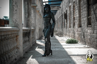 Yeliz Cosplay as Noob Saibot