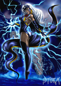 Storm from Candra