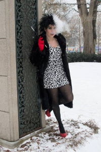 Northern Belle as Cruella