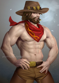 McCree from ynorka