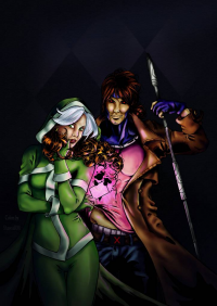 Gambit, Rogue from rivermcneely