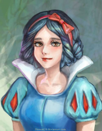 Snow White from _simha