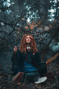 Pyrofly as Hermione Granger