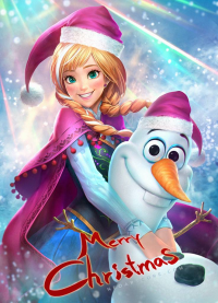 Anna of Arendelle from Nudtawut Thongmai