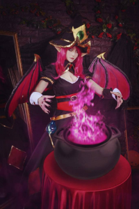 后期君 as Morgana