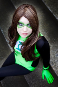 dingomirr as Green Lantern