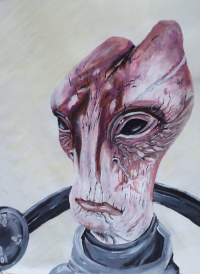 Mordin Solus from Megan Fourie