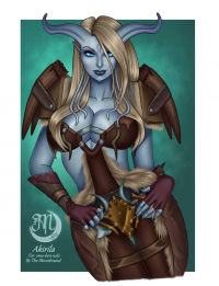 Draenei from The-Moonbound