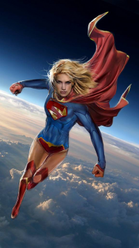 Supergirl from John Gallagher