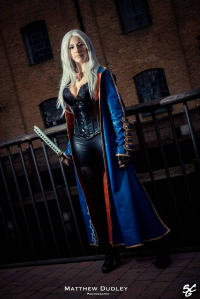 Nethicite Cosplay as Lady Vergil