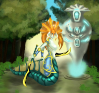 Naga Siren from Broo0oozz