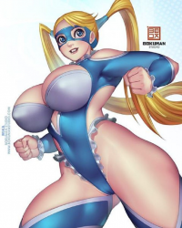 R. Mika from Bokuman