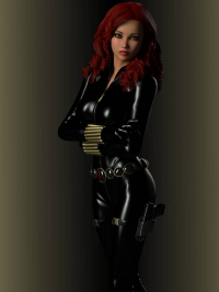 Black Widow from 500 Internal Server Error