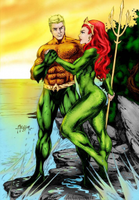 Mera, Aquaman from archaeopteryx14