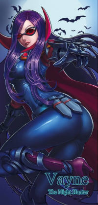 Vayne from Drogod